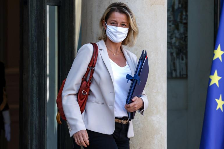Barbara Pompili, le 16 septembre 2020