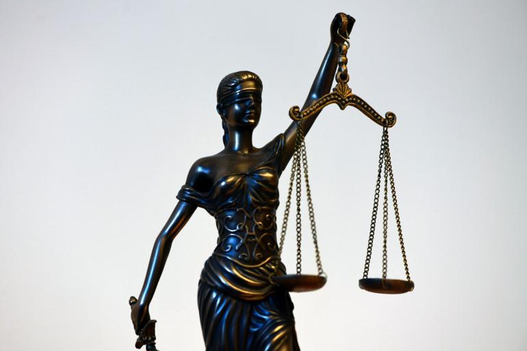 Symbole de la justice (illustration)