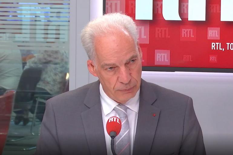 Alain Griset, ministre des PME sur RTL, le 29 septembre 2020
