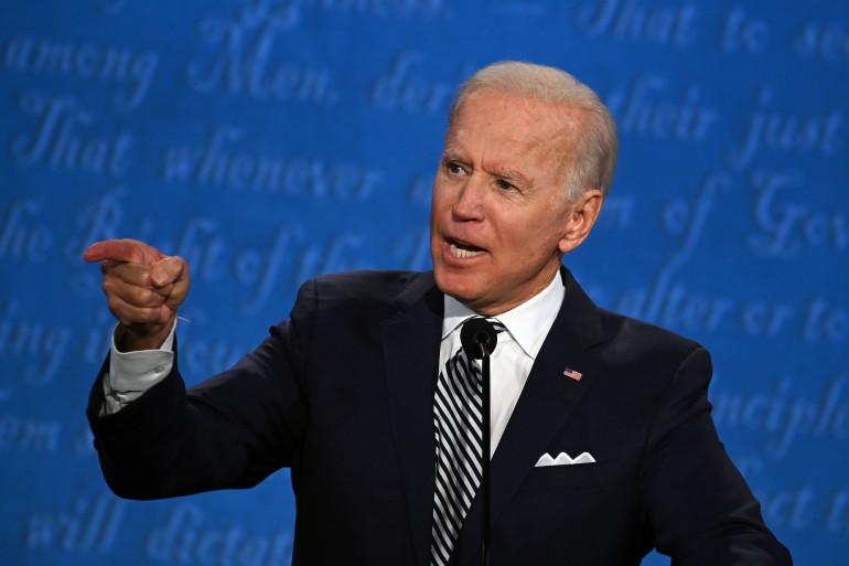 Joe Biden, le 29 septembre 2020, à Cleveland