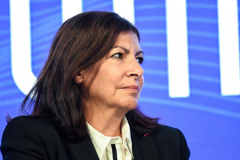 Anne Hidalgo, le 29 septembre 2020