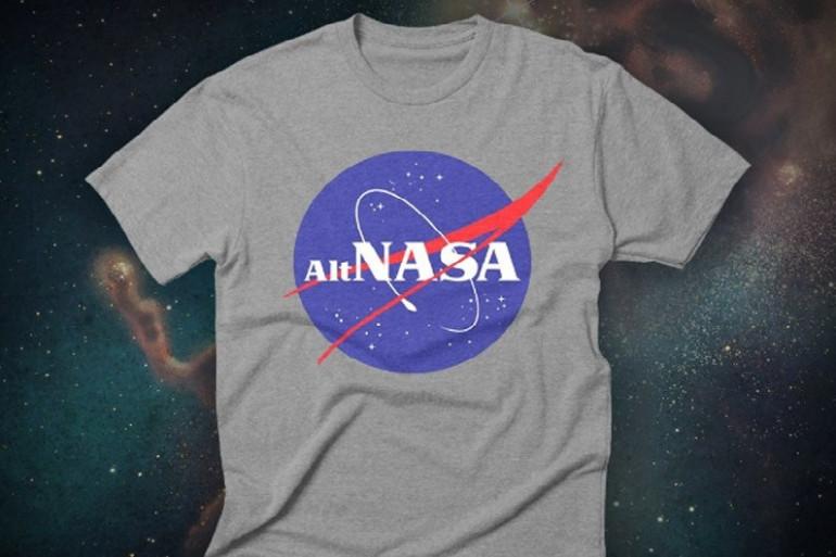 Un tee-shirt de AltNasa