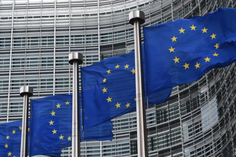 Le siège de la Commission européenne à Bruxelles le 22 septembre 2014. (illustration)