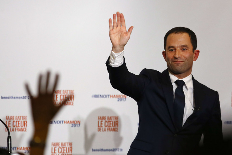 Benoît Hamon, a gagné la primaire de la gauche