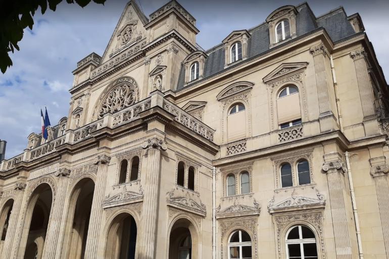 Ancienne mairie du Ier arrondissement de Paris