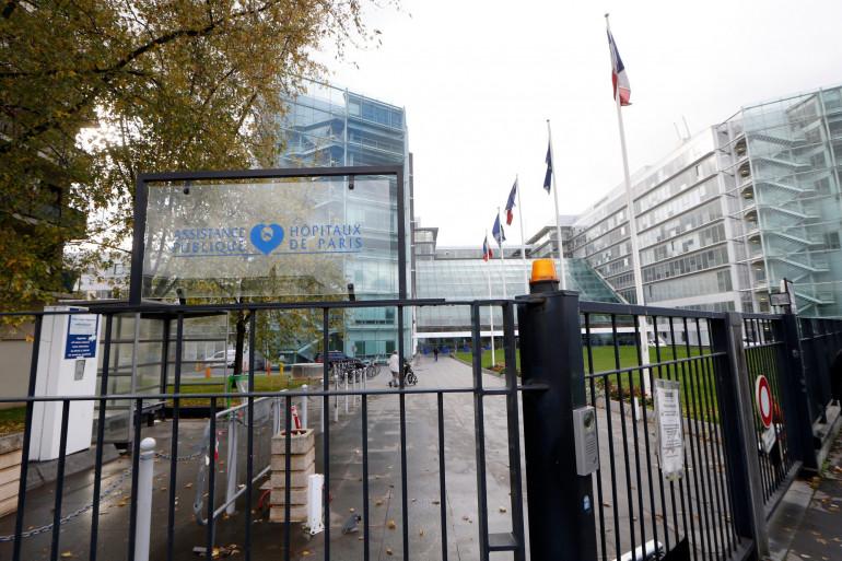 L'hôpital George Pompidou à Paris (illustration).