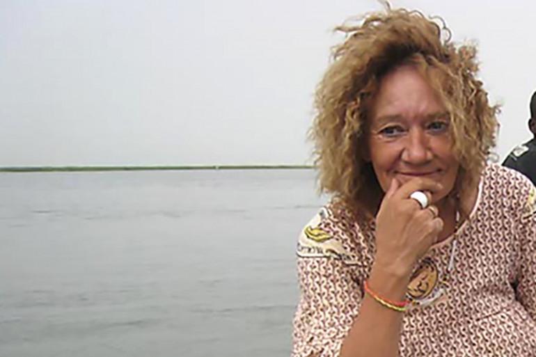 L'otage française Sophie Petronin avait été enlevée au Mali, fin 2016
