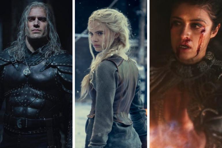 Geralt, Ciri et Yennefer vont tisser de profonds liens pendant la saison 2