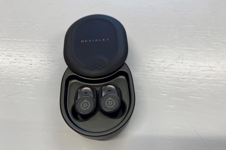 Devialet lance ses premiers écouteurs sans fil