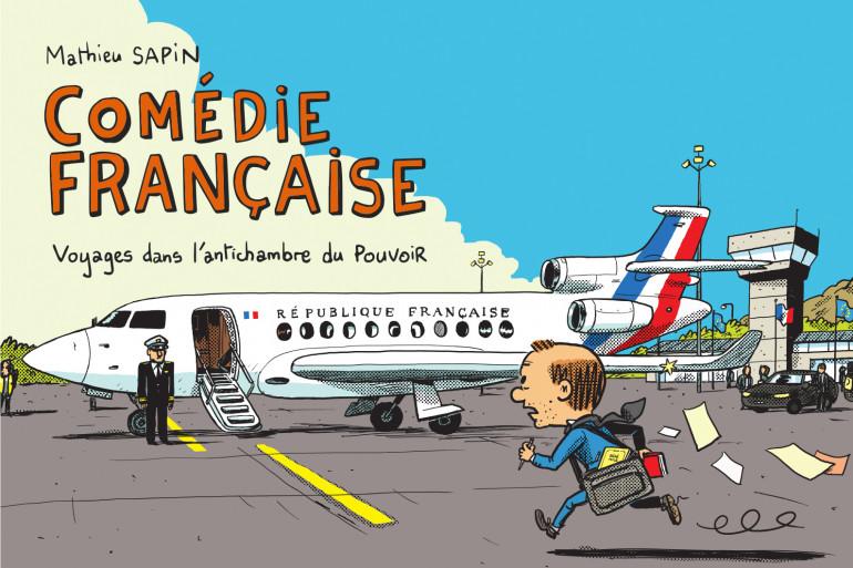 """""""Comédie française"""" de Mathieu Sapin"""