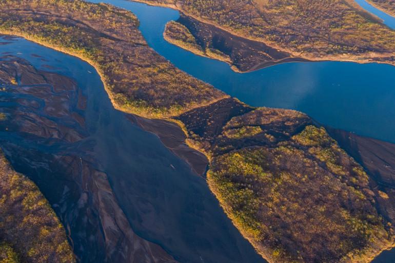 Les eaux de la péninsule du Kamtchatka, ravagées par la pollution