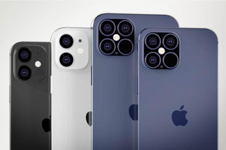 Apple devrait commercialiser quatre iPhone 12 fin octobre