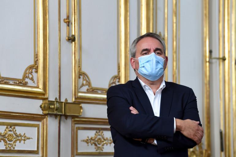 Xavier Bertrand, le 28 septembre 2020