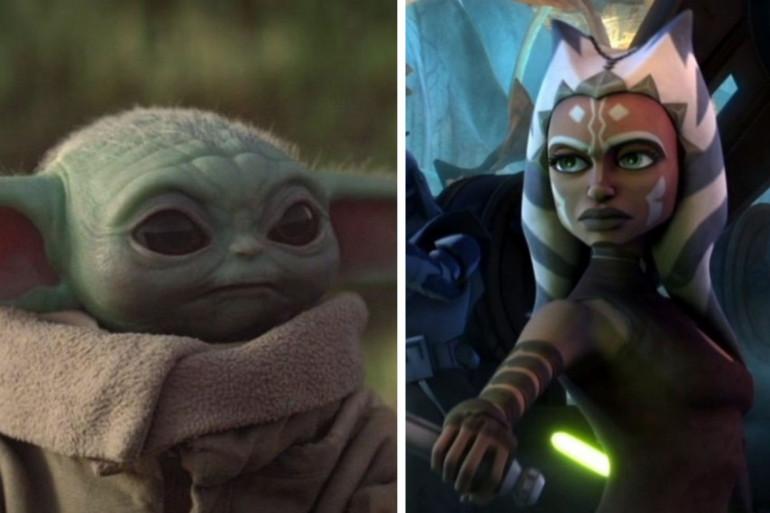 """""""Baby Yoda"""" et Ahsoka Tano vont-ils révéler leur secret dans """"The Mandalorian"""" ?"""