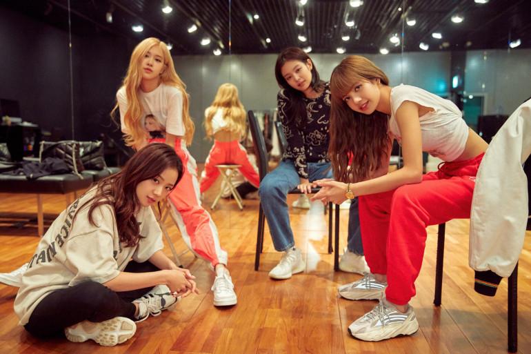 Jisoo, Rosé, Jennie et Lisa de Blackpink