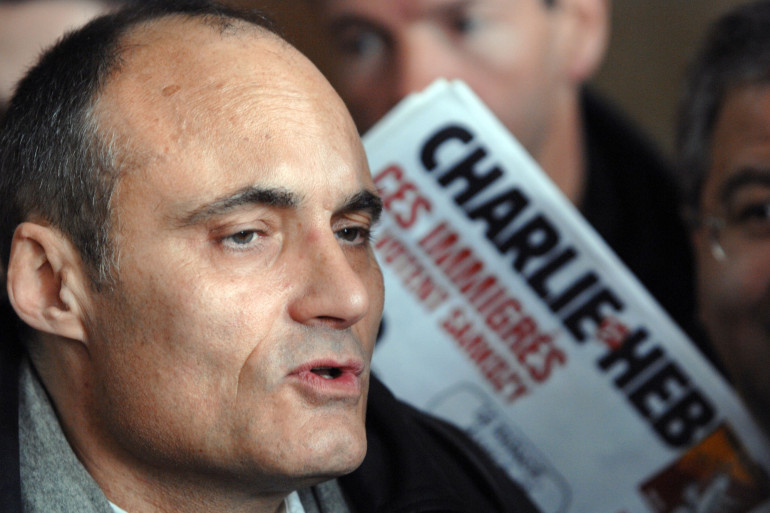 """Philippe Val, ancien directeur de """"Charlie Hebdo"""" dénonce le manque d'action politique contre l'islamisme radical."""