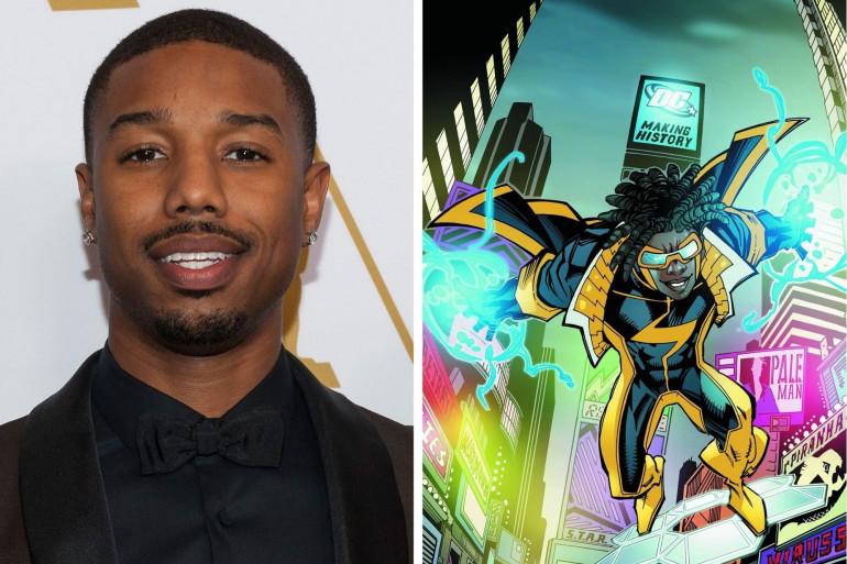 Michael B. Jordan va produire le film DC consacré à Static Shock