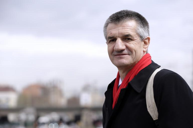 Le député MoDem, Jean Lassalle, en avril 2013 à Paris (photo d'Archives).