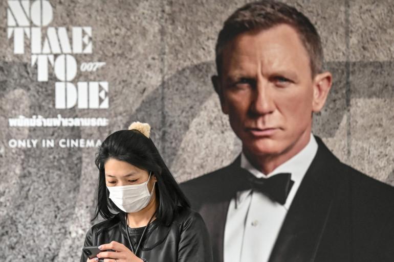 """La sortie de """"James Bond : No Time To Die"""" a été repoussée à cause du coronavirus."""