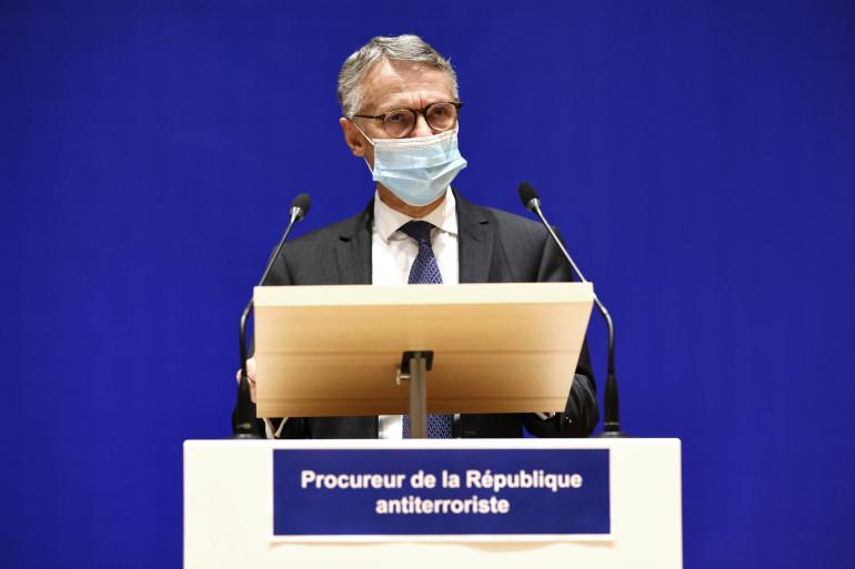 Le procureur de la République antiterroriste Jean-François Ricard le 21 octobre 2020 à Paris