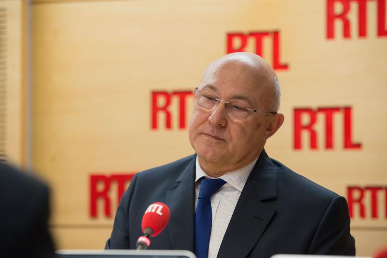 Michel Sapin, invité de RTL, le 17 avril 2014