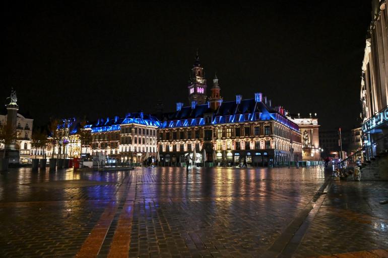 Un couvre-feu est en place de 21h à 6h à Lille depuis le samedi 17 octobre 2020.