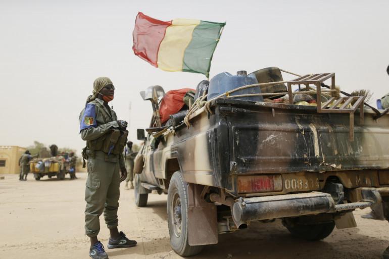 Le Mali et l'Algérie ont décidé de lutter ensemble contre le terrorisme. (archives)