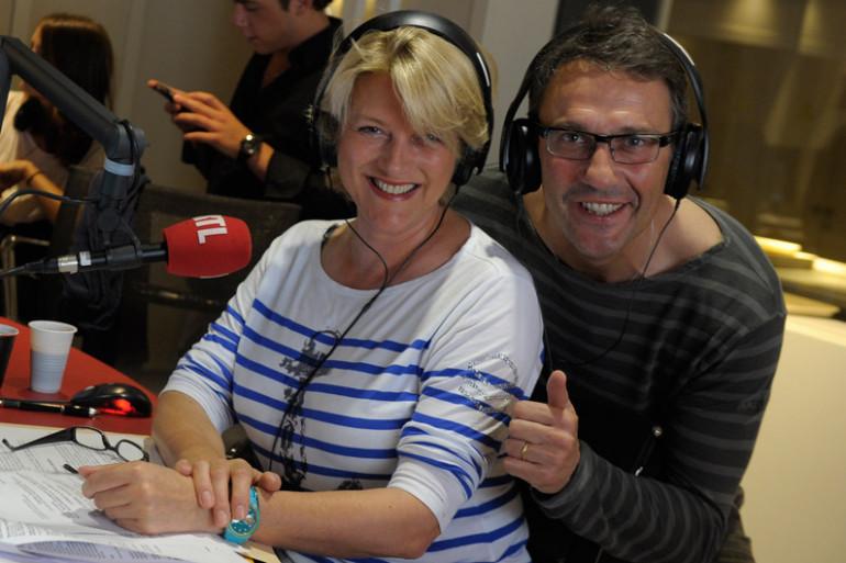Julien Courbet et Maître Nathalie Fellonneau