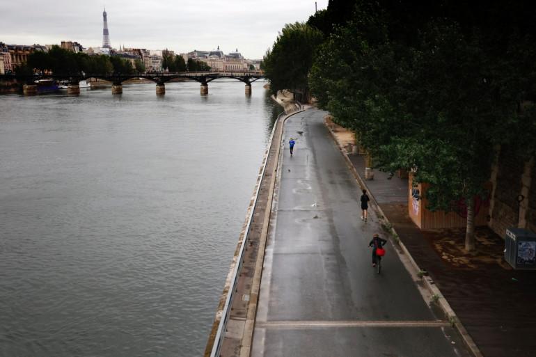Tant qu'il y aura un couvre-feu, faire son jogging après 21h ou avant 6h sera interdit.