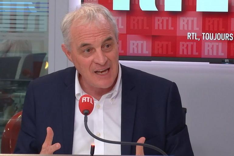 Le médecin épidémiologiste Didier Pittet, sur RTL, le 22 octobre 2020