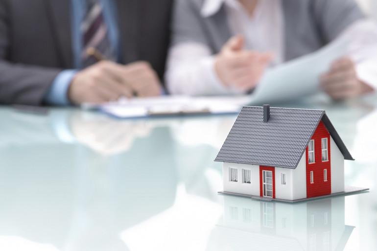 Une négociation immobilière (illustration)