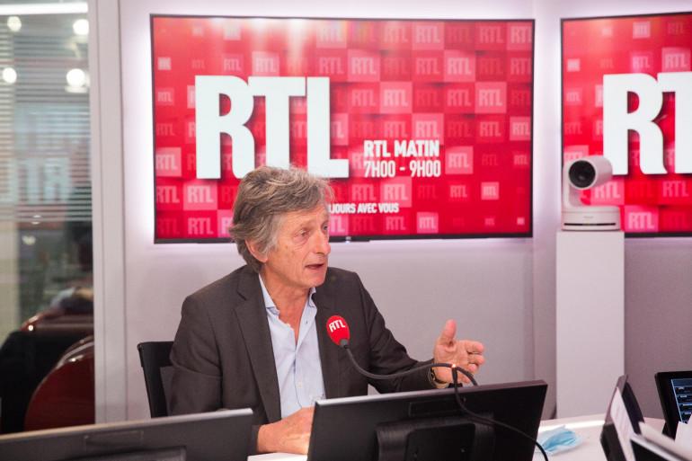 Nicolas de Tavernost invité de RTL le 26 octobre 2020