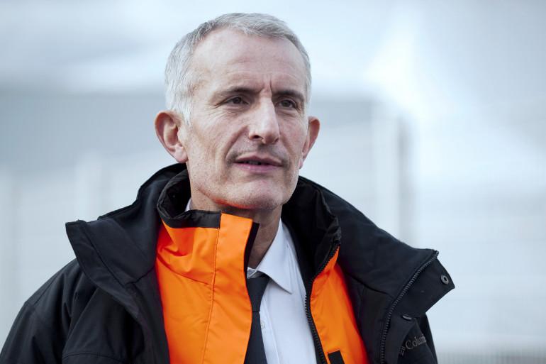 Le PDG de la SNCF, Guillaume Pépy, ici le 28 février 2014.