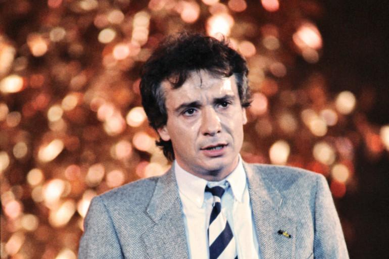 Michel Sardou en 1983