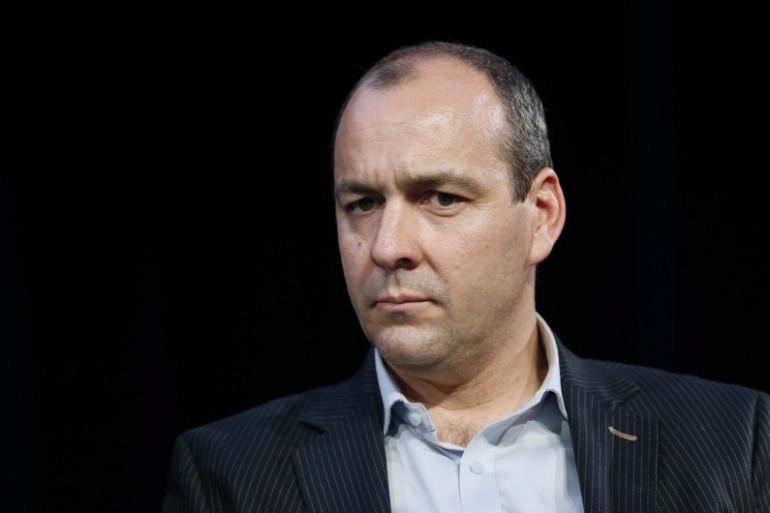 Le secrétaire général de la CFDT, Laurent Berger, le 5 juin 2014 à Marseille (Archives).