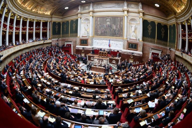 Les députés à l'Assemblée Nationale (illustration)