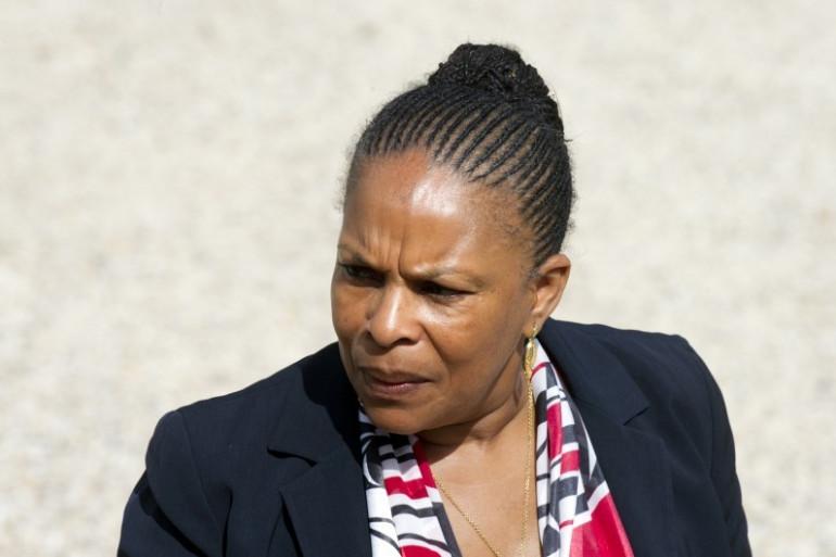 Christiane Taubira appelle à un débat de société sur les stupéfiants et la PMA.