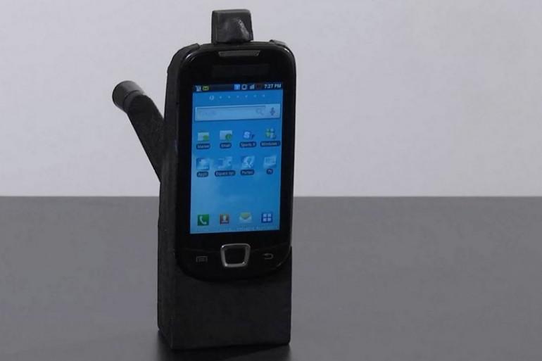 Le futur téléphone à manivelle de Pilo