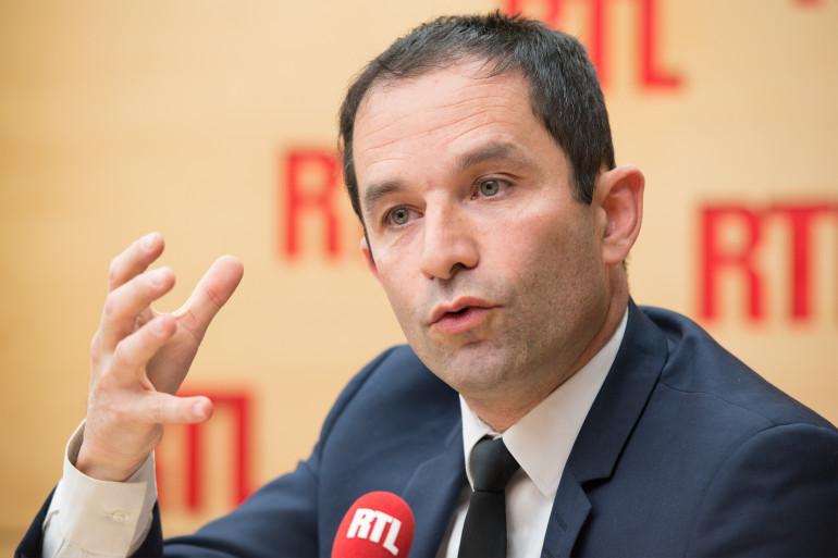 Benoit Hamon a relancé le débat sur la rémunération des professeurs de classes préparatoires lors de son passage au Grand Jury de RTL dimanche 11 octobre.