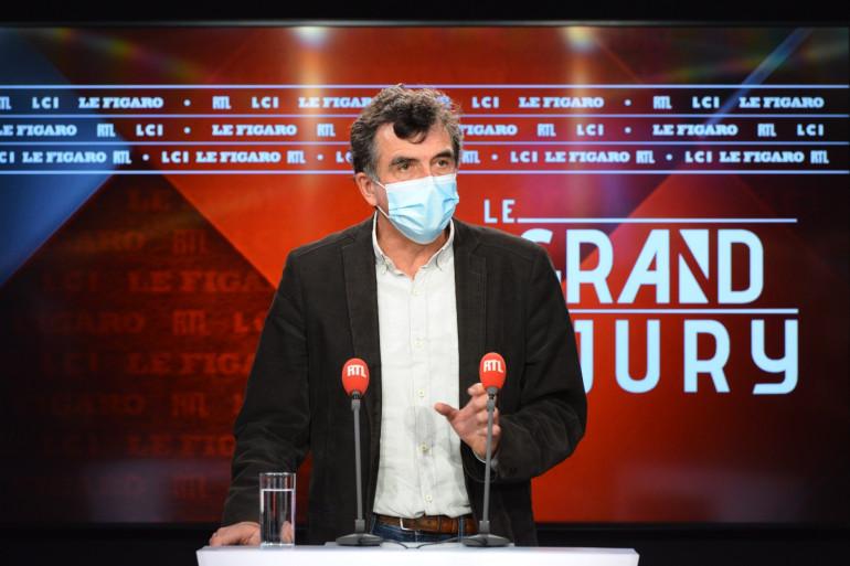 Le professeur et membre du Conseil scientifique Arnaud Fontanet