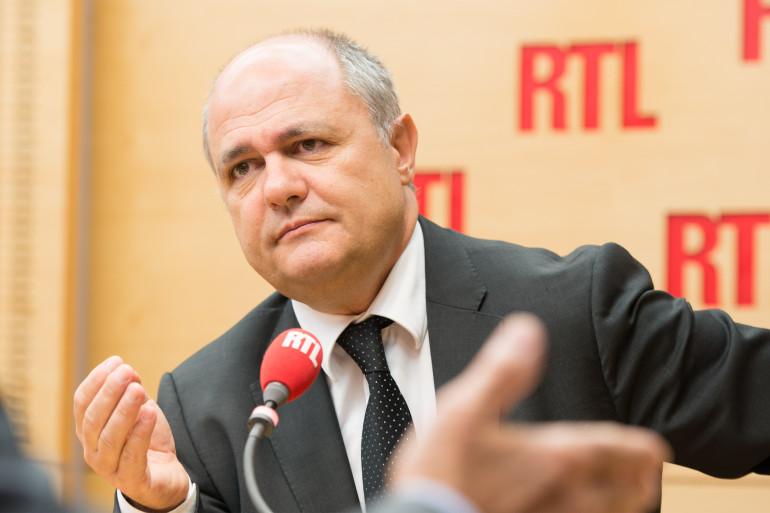Bruno Le Roux, Invité de RTL, le 22 septembre 2015