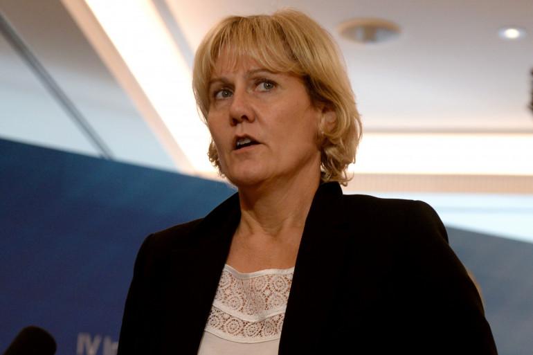 Nadine Morano : je crois que Nicolas Sarkozy a fait une faute politique majeure