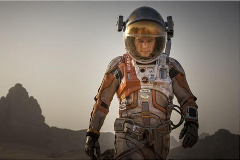 """""""Seul sur Mars"""" a bluffé des astronautes. Une fiction pas si éloignée de la réalité ?"""