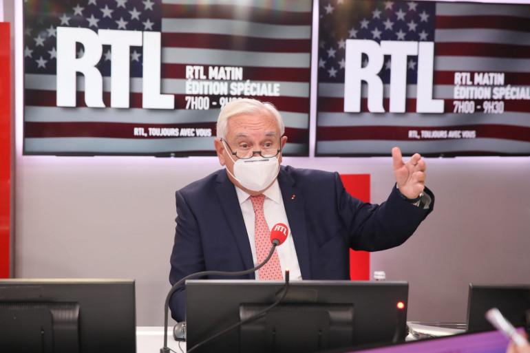 Jean-Pierre Raffarin, le 4 novembre 2020