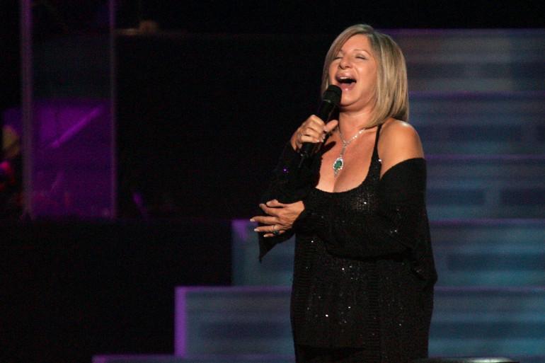 Barbra Streisand en 2005