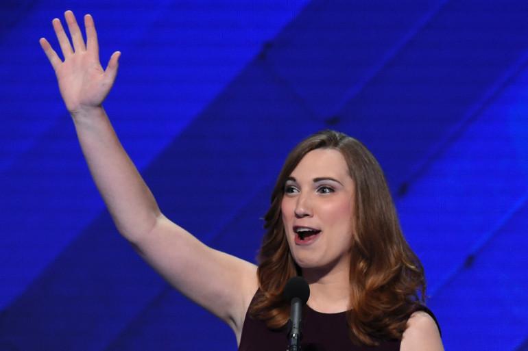 Sarah McBride a été élue sénatrice du Delaware
