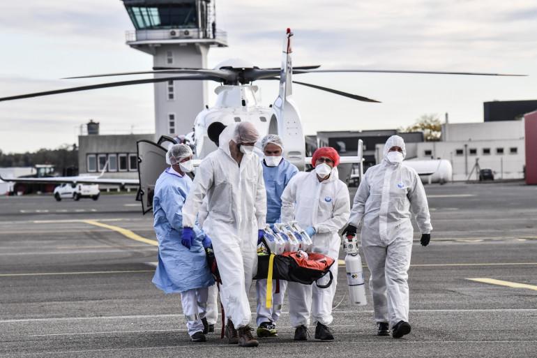Covid-19 : évacuation sanitaire de La Réunion vers la métropole