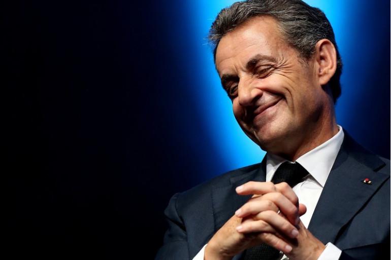 Nicolas Sarkozy publie un nouveau livre pour son anniversaire, le 28 janvier 2016.