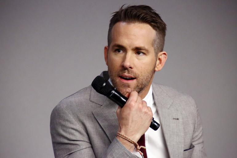 """Ryan Reynolds est la star de """"Deadpool"""", en salles le 10 février"""