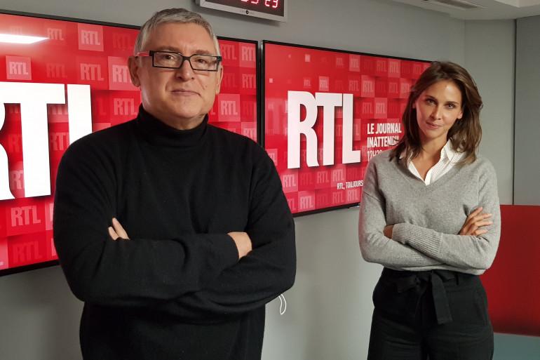 """Michel Onfray et Ophélie Meunier dans """"Le Journal Inattendu"""" du 7 novembre 2020"""